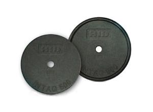 Round rugged UHF RFID tags