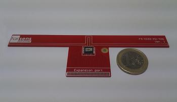 Passive RFID temperature sensors