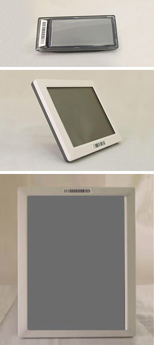LCD display RFID tags for Kanban