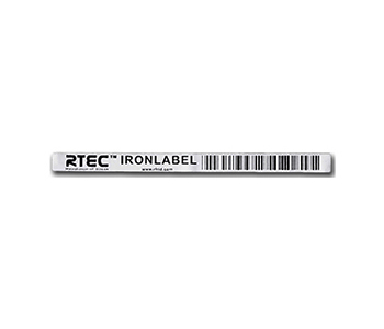Narrow RFID labels for metal