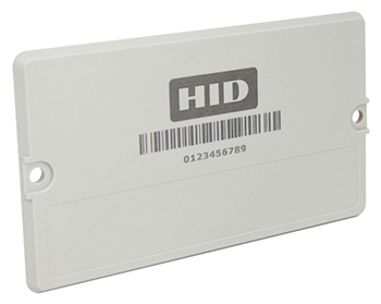 RFID tag for shipping containers