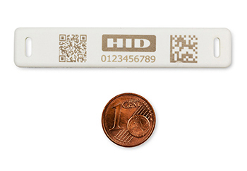 Flexible RFID tags for industrial asset tracking